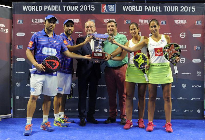 Campeones Master Malaga 2015