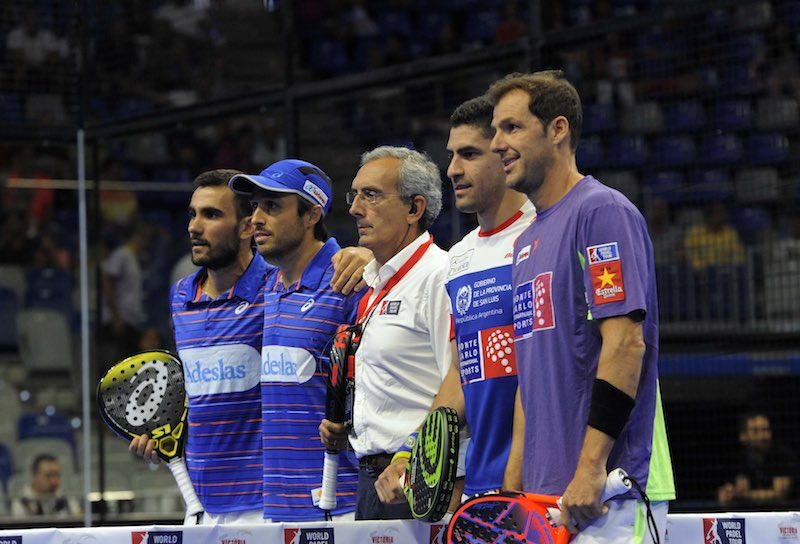 Final World Padel Tour Malaga 2015