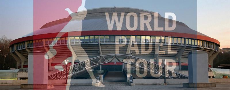 Pabellón Donostia Arena 2016