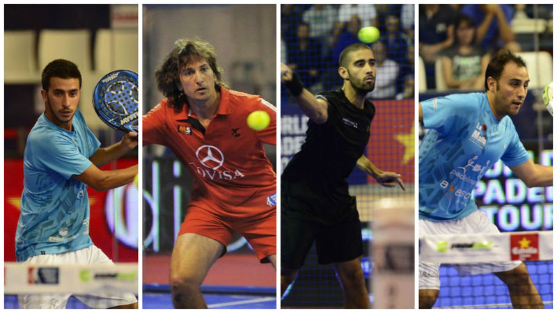 Cambios de parejas World Padel Tour