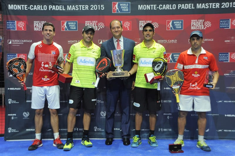 Crónica final Master World Padel Tour de Monte-Carlo