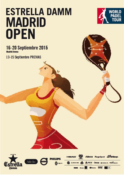 World Padel Tour Madrid 2015