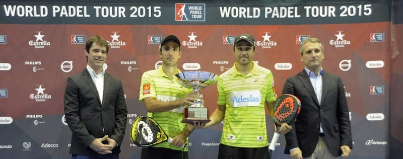 Bela Lima World Padel Tour 2015