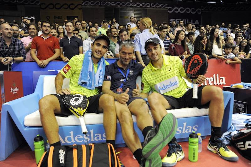 Partidos completos World Padel Tour Sevilla 2015