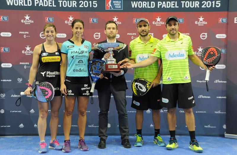 Campeones Master Valencia 2015