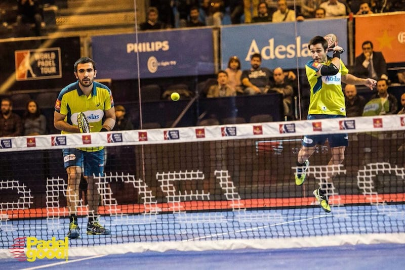 Crónica segunda jornada Master Final World Padel Tour 2015