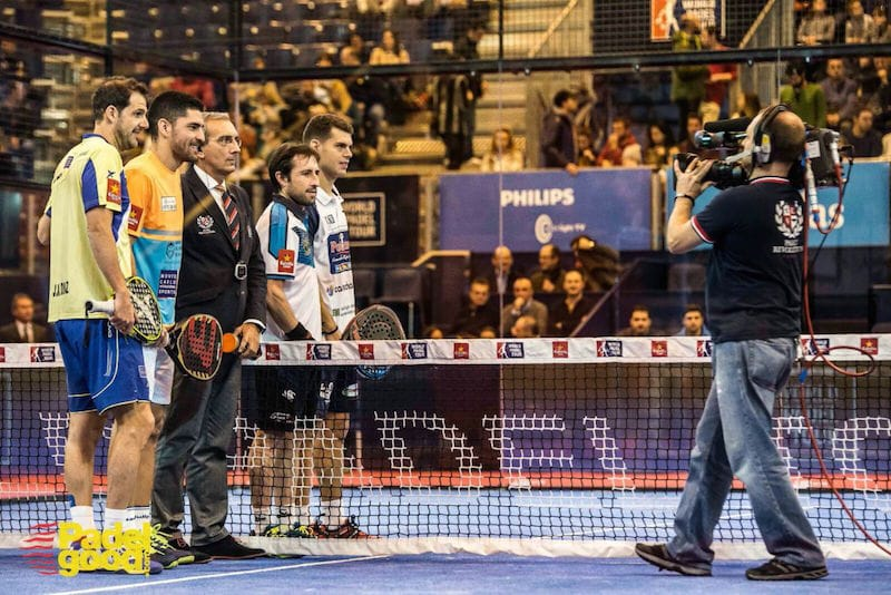 Crónica Finales Master World Padel Tour 2015