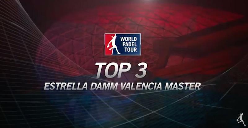 Los tres mejores puntos del Valencia Master 2015