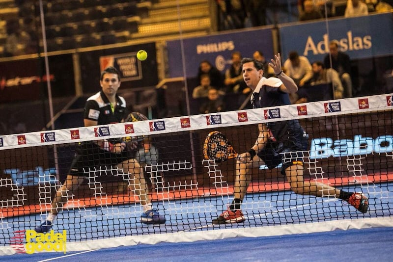 Crónica Primera jornada Master Final World Padel Tour 2015