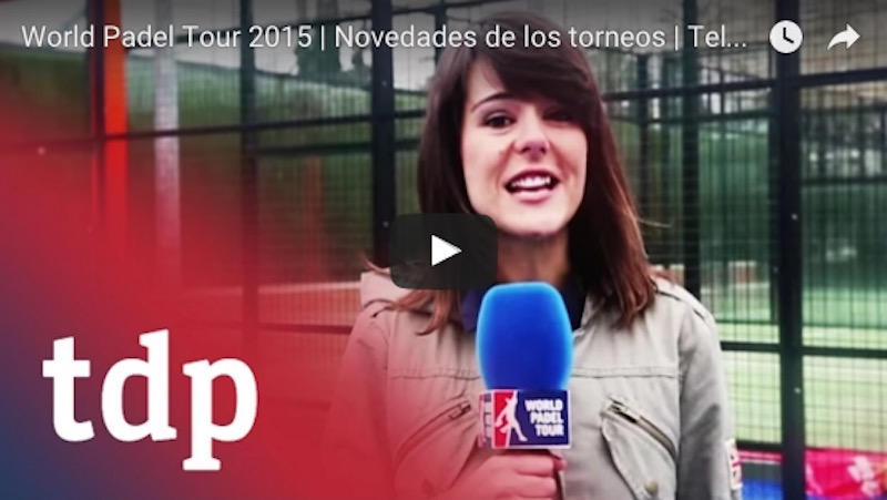 Programa 1 World Padel Tour 2015