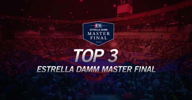 Los tres mejores puntos del Master Final 2015