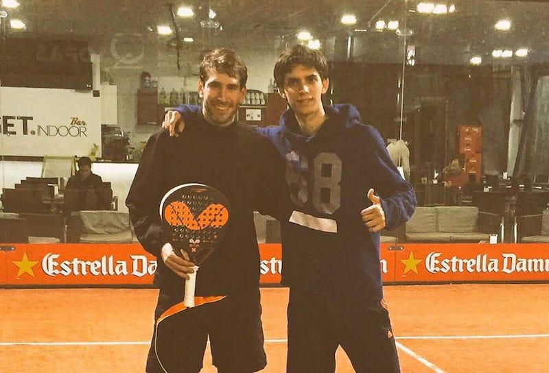 Alejandro Ruiz, nuevo jugador EME Padel
