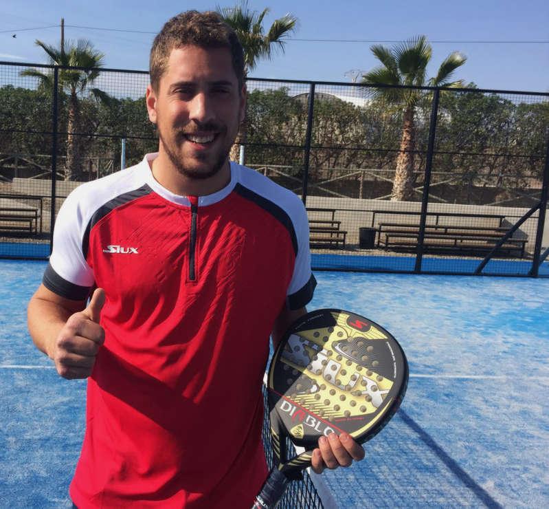 Antonio Muñoz, nº 3 de Murcia, renueva con Siux tres años más