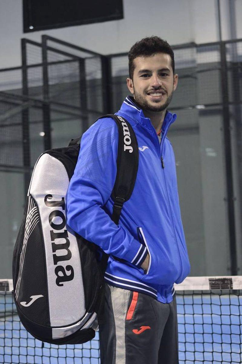 David García Campos firma dos temporadas por Joma.
