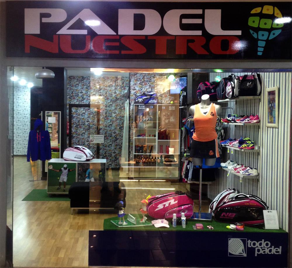El grupo Padel Nuestro aterriza en Canarias abriendo la primera tienda en Tenerife