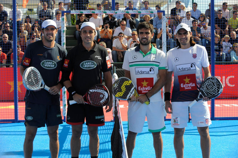 Partidos completos World Padel Tour Lisboa 2013