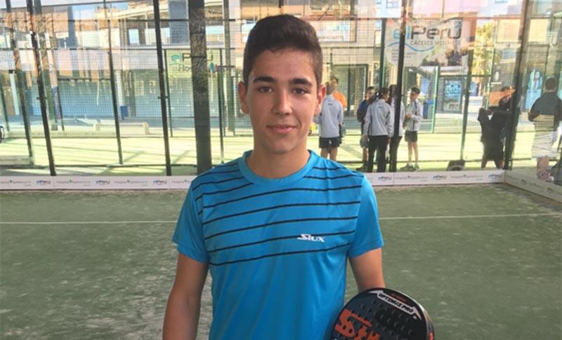 Alberto Rea, nº 1 de Extremadura en Cadete, nuevo fichaje de Siux 2016