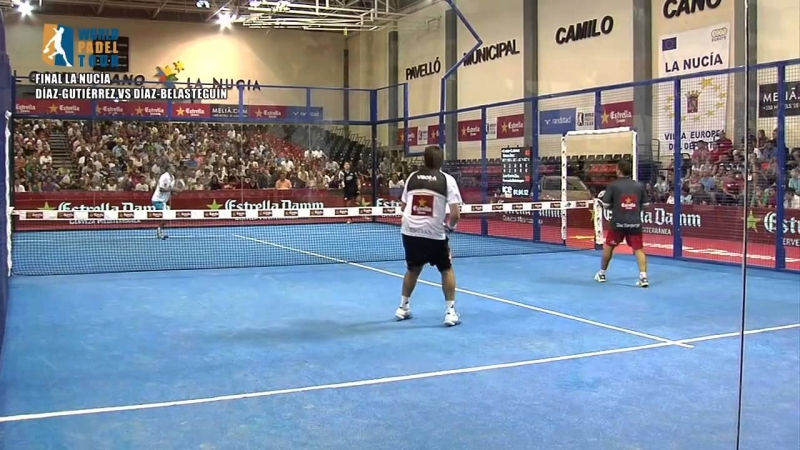Partidos completos World Padel Tour Alicante 2013