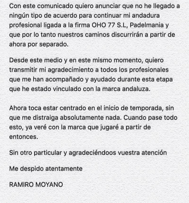 Ramiro Moyano Vision