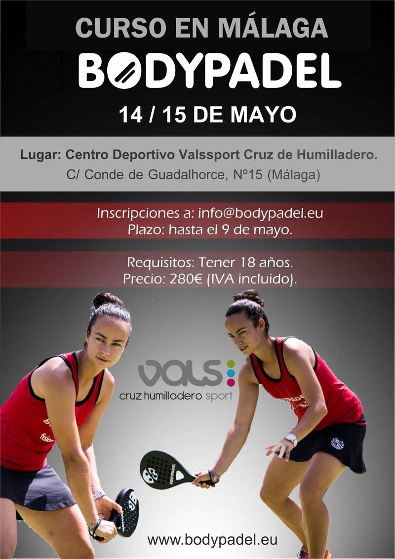 Curso de formación Bodypadel en Málaga