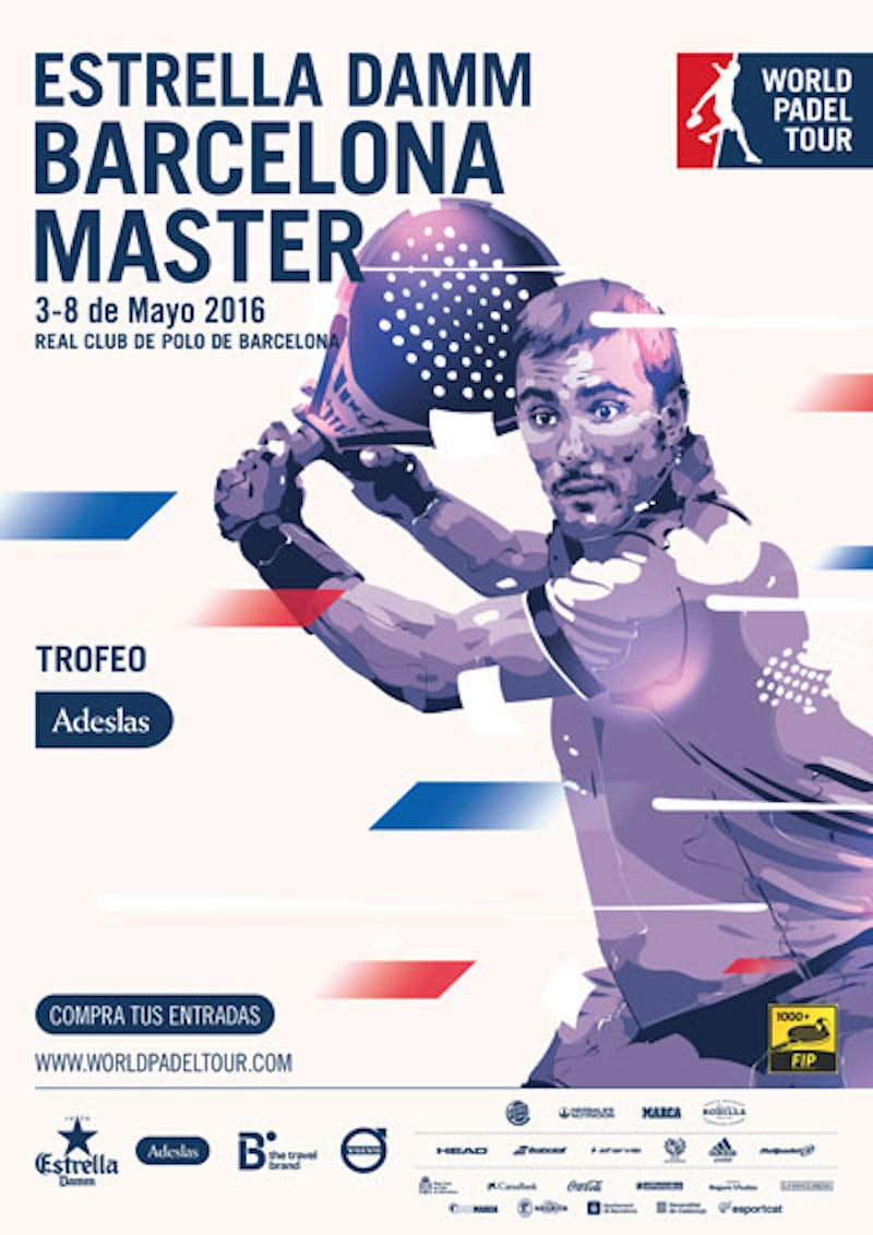 Máster World Padel Tour Barcelona 2016