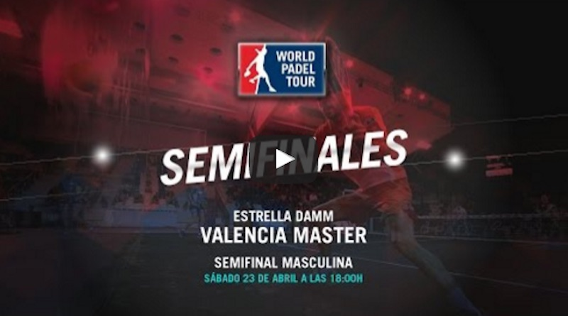 Semifinales masculinas WPT Valencia 2016