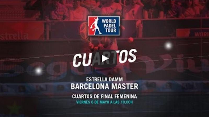 Cuartos Master WPT Barcelona 2016
