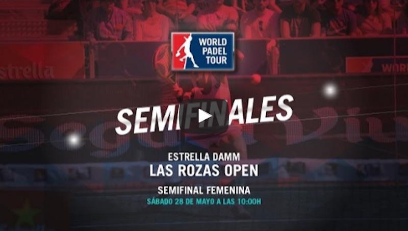 Semifinales femeninas WPT Las Rozas 2016