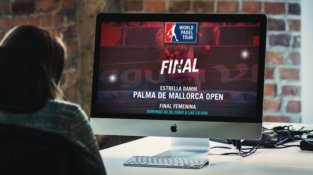 Final femenina World Padel Tour Palma de Mallorca 2016 online
