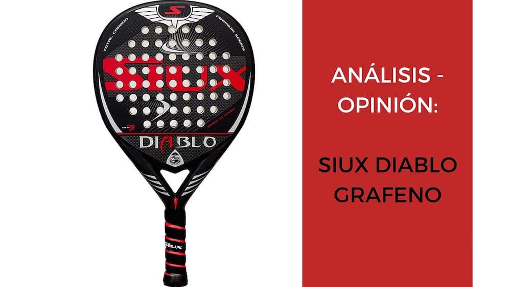Análisis opinión Siux Diablo Grafeno