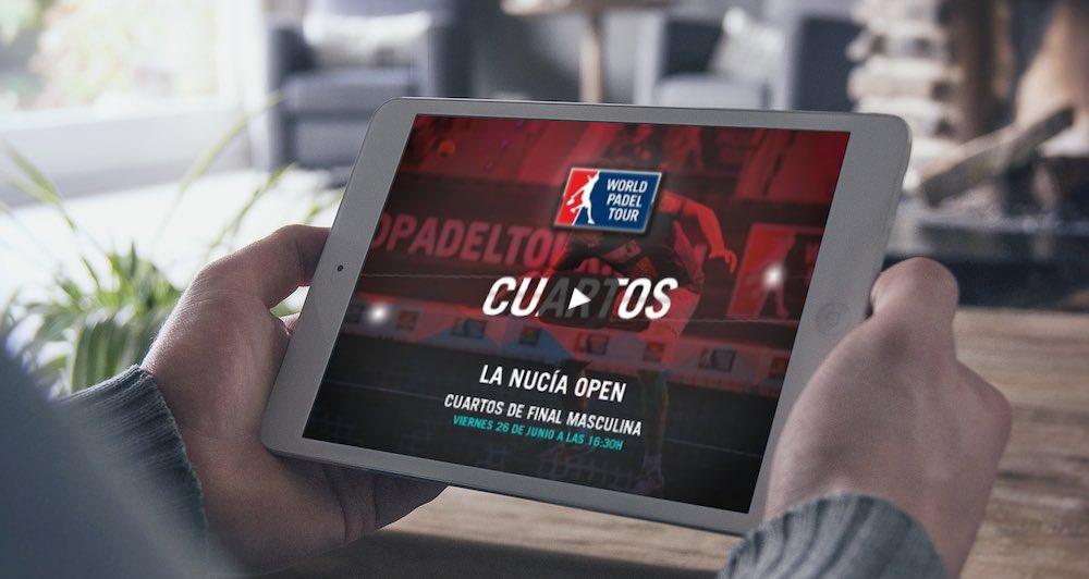 Cuartos WPT La Nucia masculino 2016