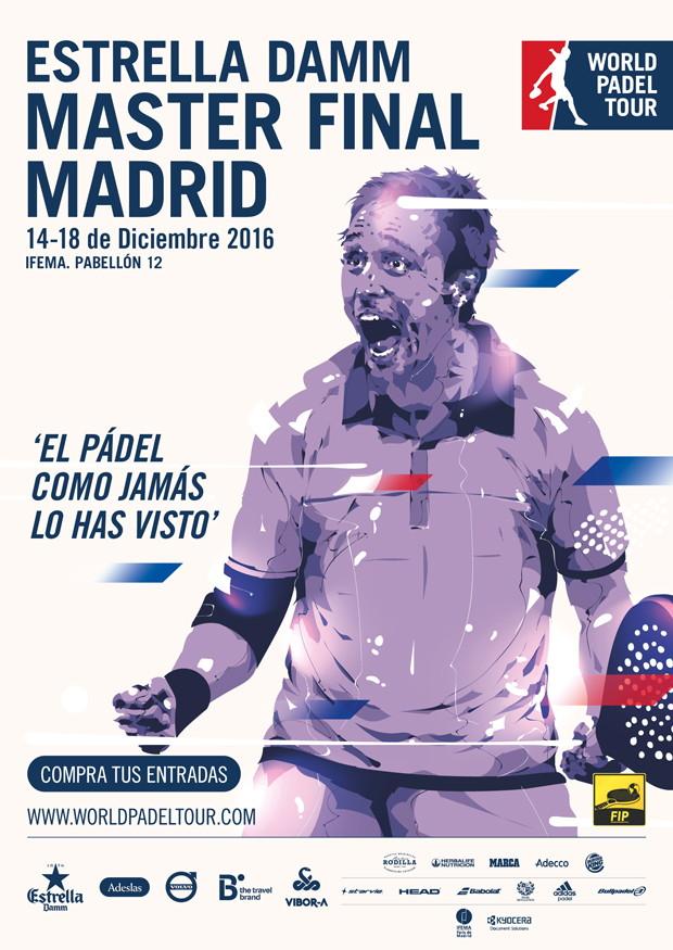 Master Final WPT 2016 Grupos y Horarios Máster Final World Padel Tour Madrid 2016