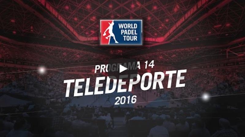 Programa 14 WPT Programa 14 World Padel Tour 2016