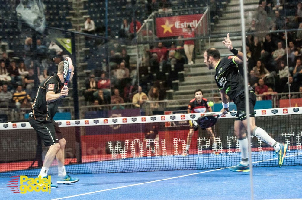 WPTMasterfinal2016 Lahoz Aday Crónica Primera jornada Master Final World Padel Tour 2016