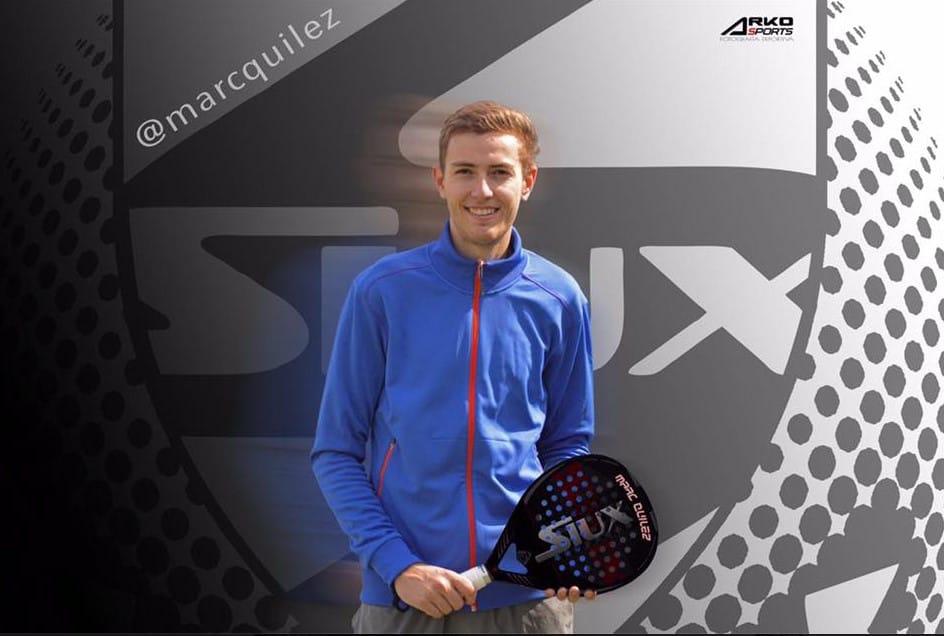 Marc Marc Quílez, nuevo jugador Siux para 2017