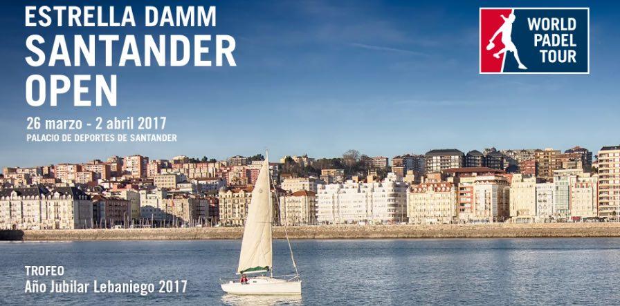 WPT Santander 2017 World Padel Tour arrancará 2017 en Santander