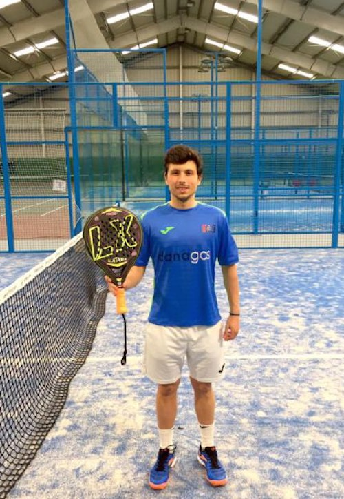 Luis saiz El equipo LX Planet preparado para el WPT Santander