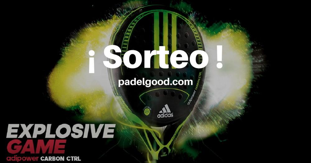 Sorteo Adipower Carbon CTRL Sorteo internacional Adidas Adipower Carbon CTRL
