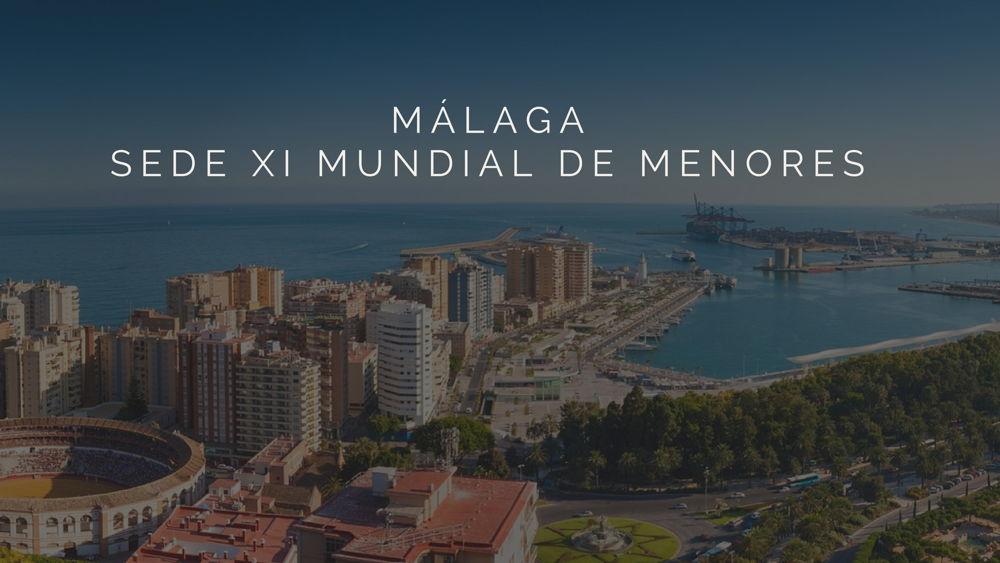 malaga mundial menores 2017 XI Campeonato Mundial de Menores de Pádel