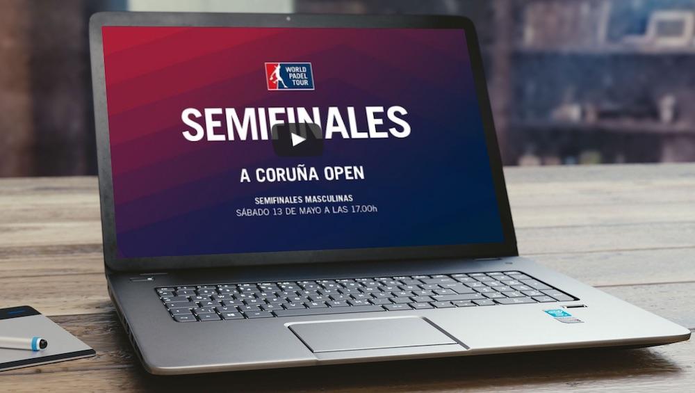 Semifinales WPT Coruña 2017 directo Partidos completos World Padel Tour A Coruña 2017