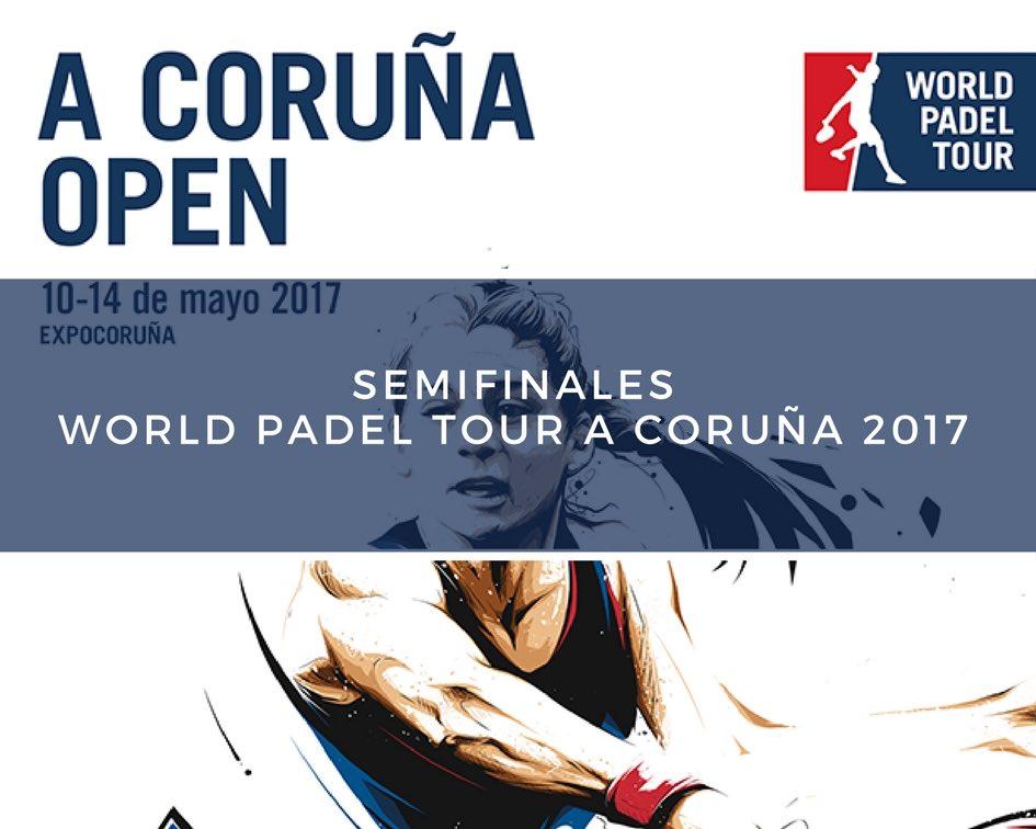 Semifinales WPT Coruña 2017 Parejas uno y dos en las finales del A Coruña Open