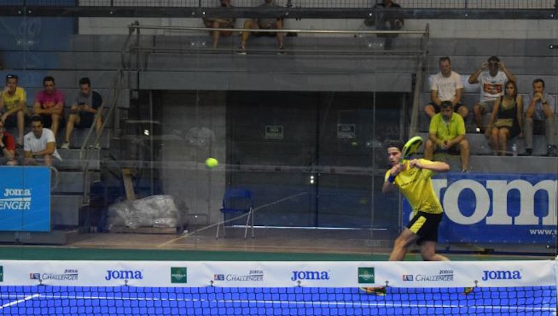 Murcia cuartos challenger 2017 Los cuartos de final del Joma Murcia Challenger vaticinan duelos muchos quilates