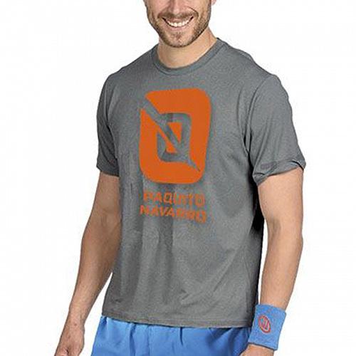 Camiseta técnica de Paquito Navarro