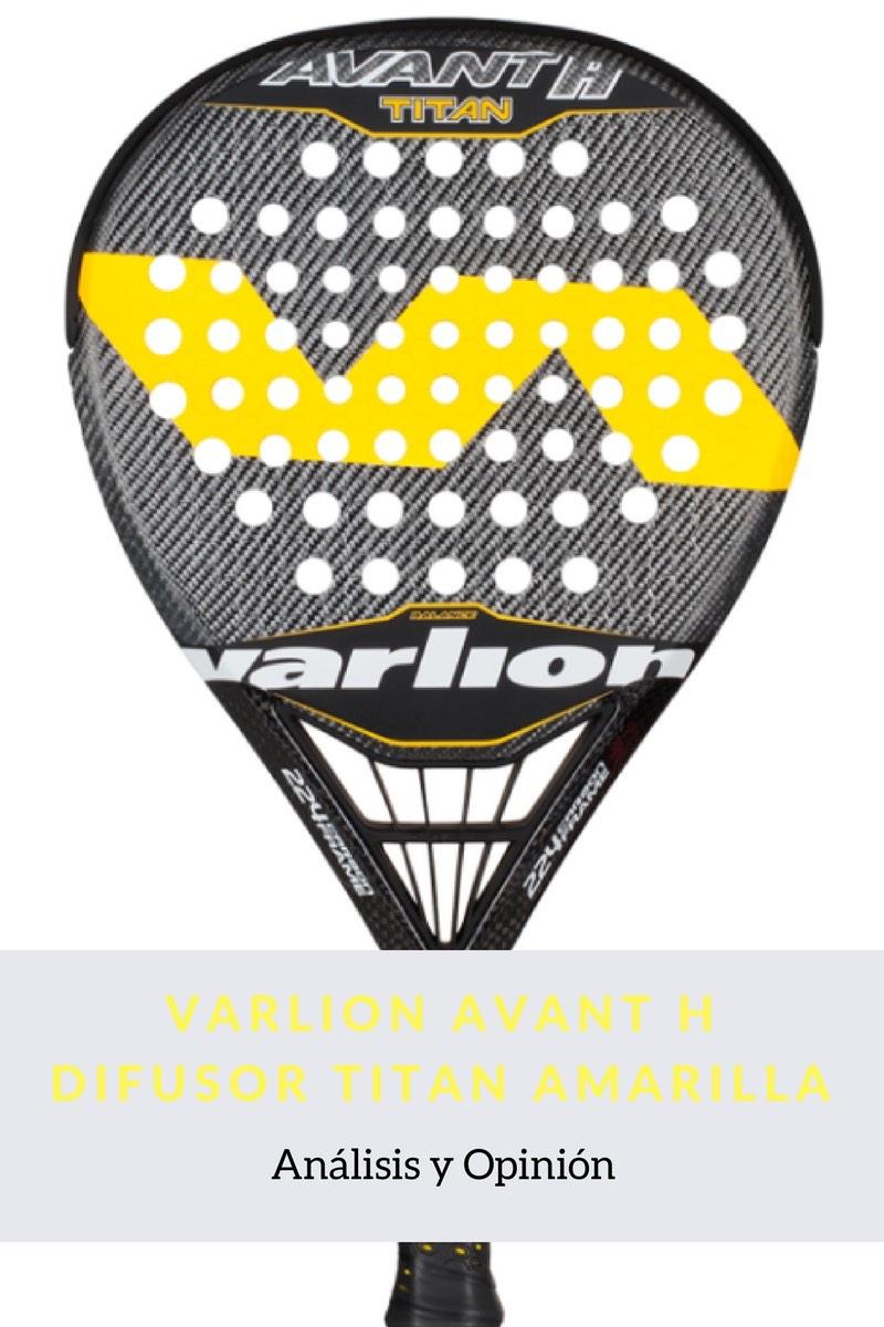 Varlion Avant H Difusor Titan Amarilla