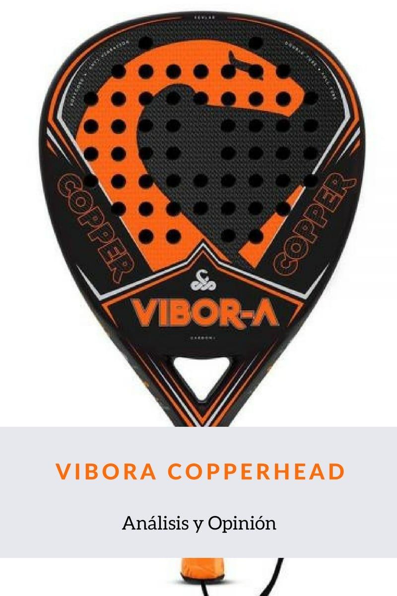 Análisis y opinión Vibora Copperhead