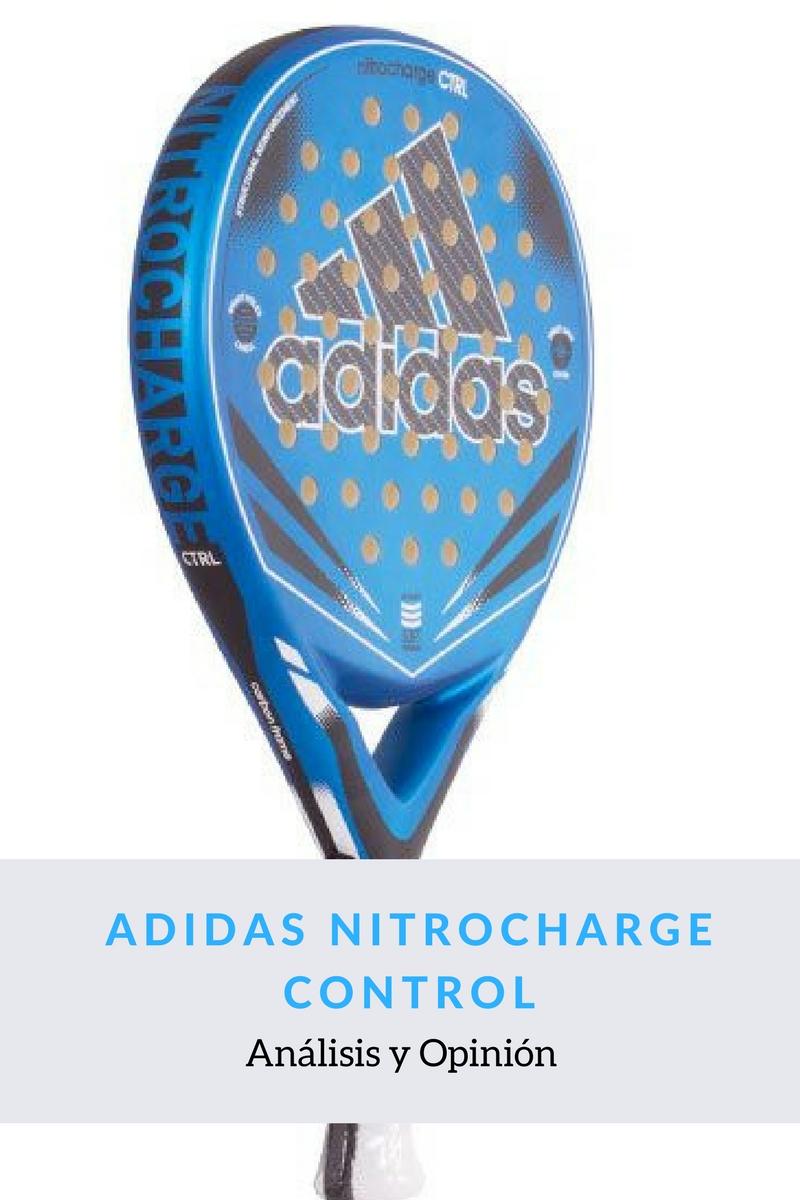 Análisis y opinión Adidas Nitrocharge Control