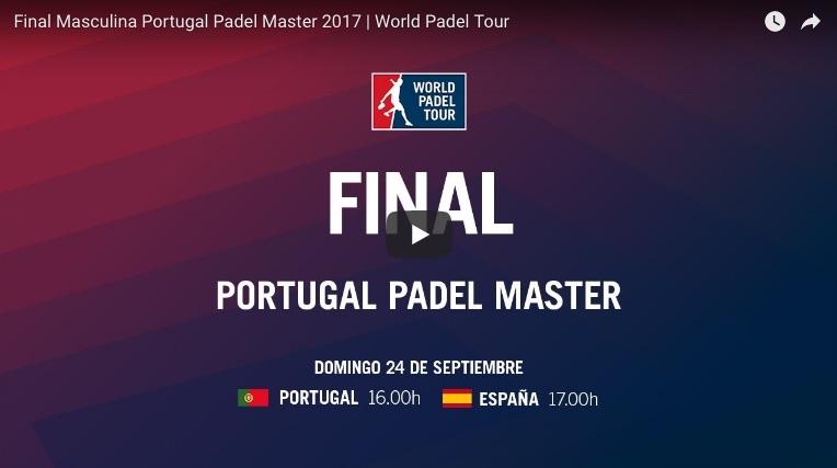 Final Master WPT Portugal 2017 Bela y Lima vencen a Paquito y Sanyo en la final del Máster WPT Portugal 2017
