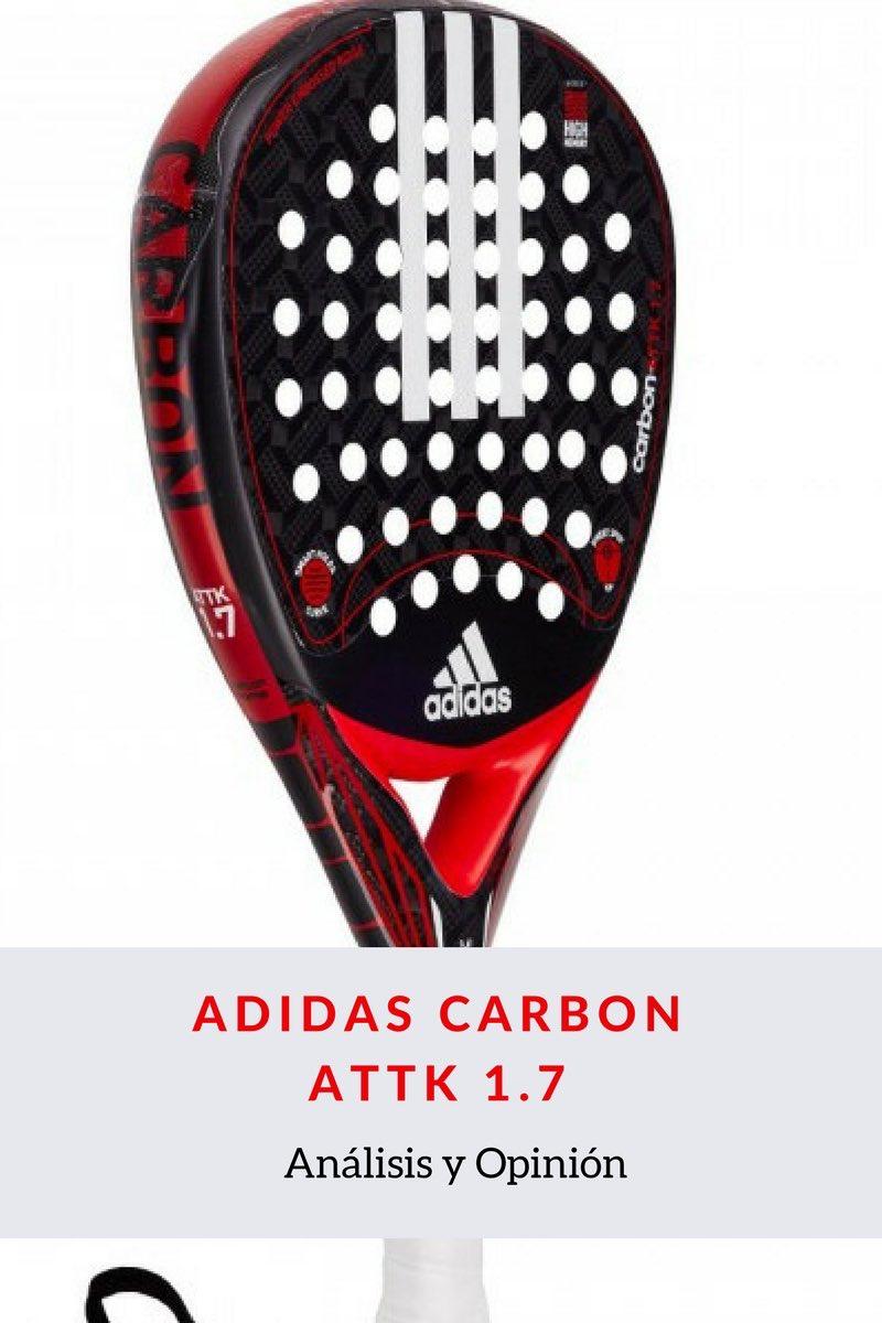 Adidas Carbon Attk 1.7