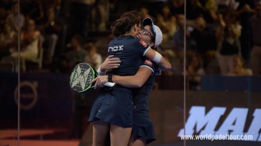 Bela - Lima y Sainz - Triay campeon@s del Granada Open 2017