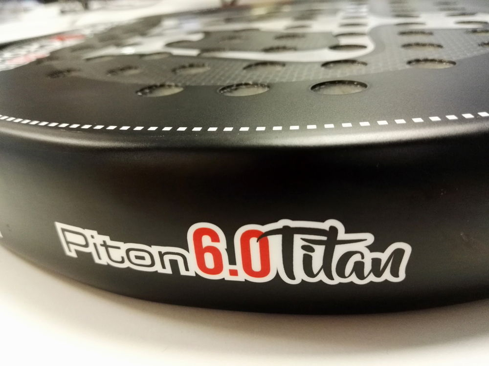 Black Crown Titanium Black Crown Piton 6.0: más potencia para una pala TOP
